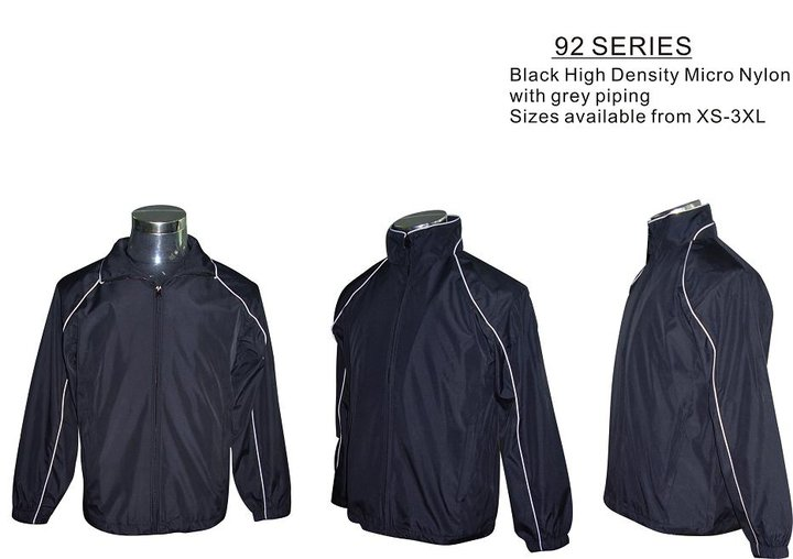Jacket-Windbreaker-Series 92 : Print Spot, Personalised Tshirt ...