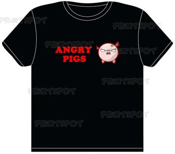 Angry Pig - C