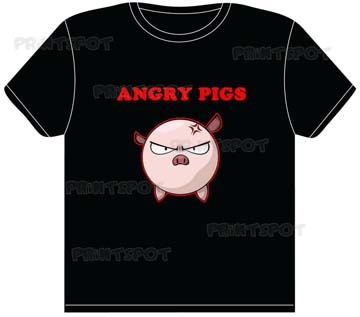 Angry Pig - A