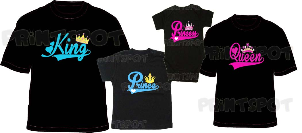 Royal Family Cursive Design (PSFT043)