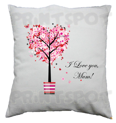 I Love You Mum Cushion
