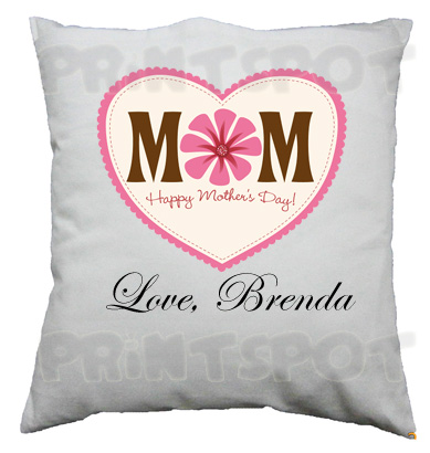 "Happy Mother's Day! Love, ""Personalised Name"""